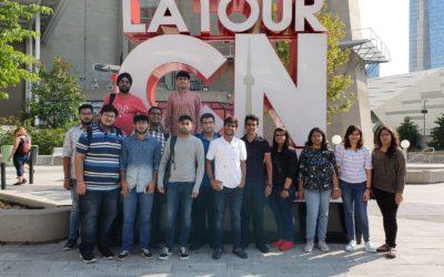 IILM School of Management Students Industrial Visit
