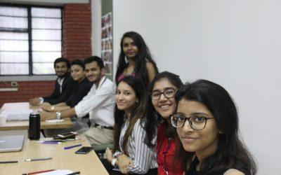 Student Club Activity at IILM University Gurugram