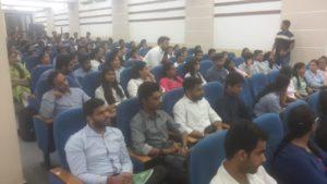 Event at IILM University Auditorium