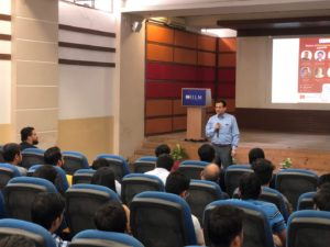 Industry Guest Lecture at IILM University