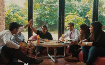 IILMty University Gurugram Cafeteria