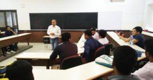 Class Room of IILM University Gurugram