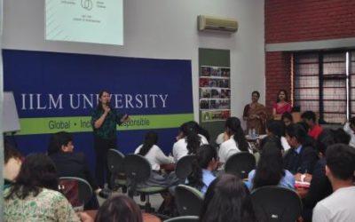 Event at IILM university