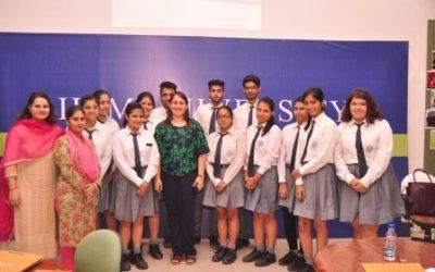 Summer school programme at IILM University Gurugram