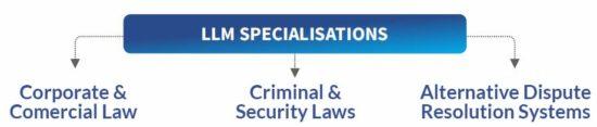 LLM Specialisations