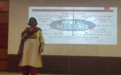 PSYCHOLOGY student event at IILM University