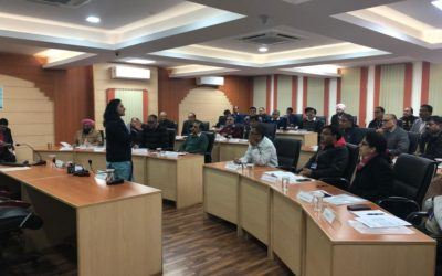 MDP by IILM University Psychology Faculty Dr Megha Pushkarna